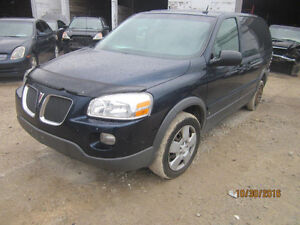 LAST CHANCE PARTS! 2007 PONTIAC MONTANA @ PICNSAVE WOODSTOCK!