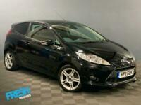 2011 Ford Fiesta 1.6 SPORT VAN TDCI (NO VAT) CAR DERIVED VAN Diesel Manual