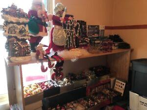 Décoration Noel vendu en lot ou individuel