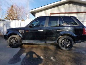 PRICE REDUCED! 2006 RANGE ROVER