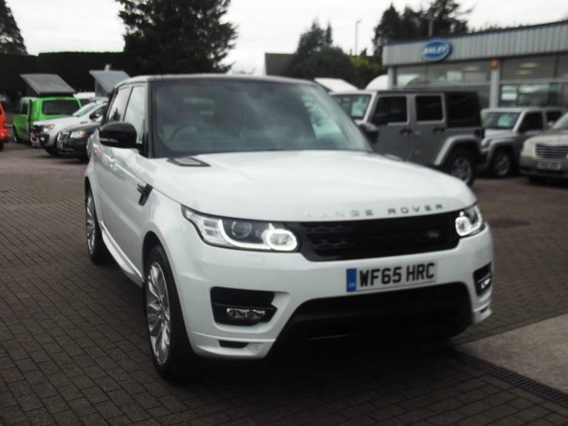 Land Rover Range Rover Sport V8 Autobiography Dynamic PETROL ...