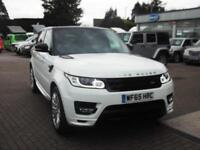 Land Rover Range Rover Sport V8 Autobiography Dynamic PETROL AUTOMATIC 2015/65