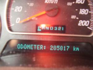 2004 GMC Envoy Minivan, Van