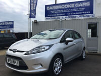 2009 59 FORD FIESTA 1.4 STYLE PLUS AUTOMATIC - 44,000 FSH - 12 MONTH MOT -
