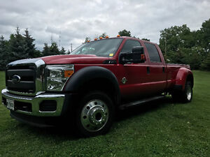 2015 Ford F-450 XL 4x4 Pickup Truck