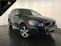 2013 VOLVO XC60 R-DESIGN D4 DIESEL 4WD 1 OWNER FROM NEW FINANCE PX WELCOME