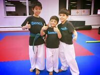 Sport karate and fitness kickboxing next 6 days -20% off