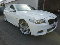 "BMW 520 2.0TD auto 2010MY d M Sport 57K FSH 19""Alloys"