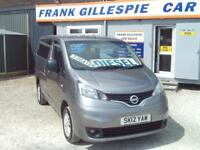 Nissan NV200 SE Minibus/ 7 Seater/ People Carrier