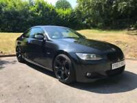 2007 J BMW 3 SERIES 3.0 335D M SPORT DIESEL