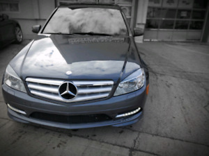 2011 C300 with low mileage and extras