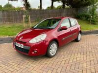 2009 Renault Clio 1.2 TCE Expression 5dr HATCHBACK Petrol Manual