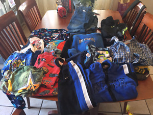 Size 6 boys youth assorted clothes