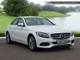 image for 2017 Mercedes-Benz C Class 2.1 C300dh Sport G-Tronic+ (s/s) 4dr