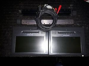 Rear seat video monitors