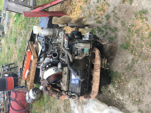 2006 6.0 powerstroke complete engine