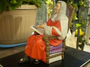 "Royal Doulton Figurine - "" The Judge "" HN2443 Kitchener / Waterloo Kitchener Area image 2"