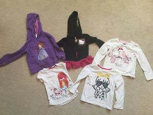 Size 4 girls brand name lot 15 items