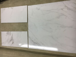 Spanish porcelain tile 30x30, 12x24 and 12x12 granite mosaic