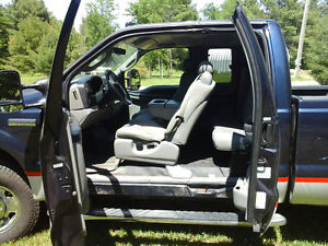 2006 Ford F-250 Extended cab XLT Pickup Truck Kingston Kingston Area image 2