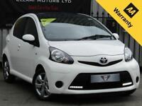 Toyota AYGO 1.0 VVT-i Move With Style 5 Door Manual Petrol 2014