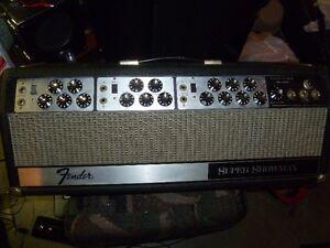 Fender Super Showman, Rare, Vintage!