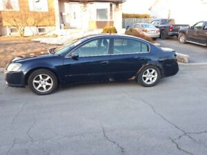 2006 Nissan Altima Berline