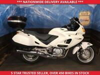 HONDA NTV650 DEAUVILLE NT 650 V-3 DEAUVILLE LOW MILEAGE WITH TOP BOX 2003 53