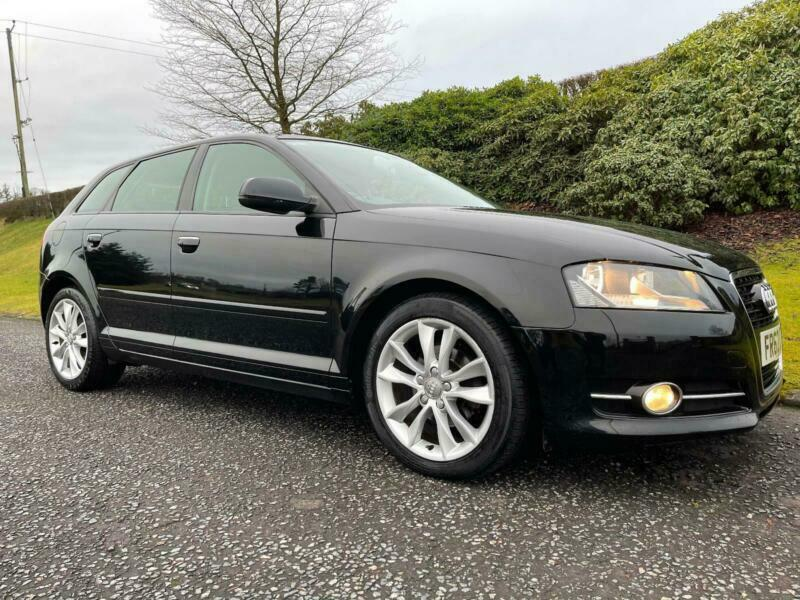 2013 Audi A3 1.6TDI Sportback 5 Door Sport 105BHP *£20 Road Tax* LOW MILEAGE*