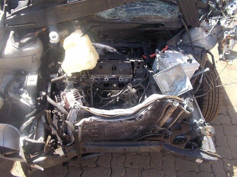 Ford Figo 1.4 STRIPPING FOR SPARES AND PARTS
