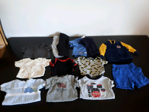 13 pc boys 3/6 month lot