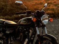 Benelli IMPERIALE 400 cc Modern Classic Vintage style Bike Motorcycle