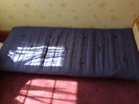 Single futon
