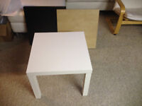 Table d'appoint Ikea 22 x 22 X18