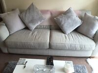 DFS Sophia 3 seater sofa House Beautiful collection