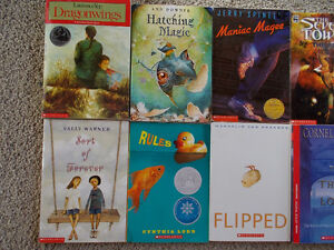 10 great books for junior, intermediate aged students London Ontario image 2