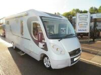 Adria Vision I707SL A-Class 4 Berth, Rear Fixed bed motorhome for sale