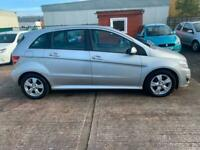 Mercedes-Benz B180 2.0CDI CVT SE + 1 LADY OWNER + 1 YEAR MOT +