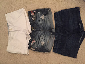 Brand name shorts in good condition.