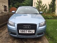 Audi A3 special edition 1.9 tdi