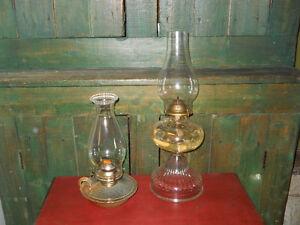 Lampe a l huile 35 ch
