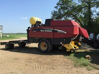 2006 BB940A square baler