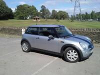 Mini 1.6 One Hatchback Bright Silver Metallic