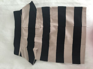 Stripped Pencil Skirt ($10)