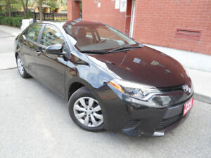 2014 TOYOTA COROLLA LE ,ONLY 103 KM ,BACK-UP CAMERA,HEATED SEATS