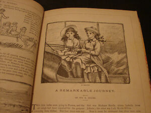 STORY TIME 1888 (full of vintage engravings & storys)(Brighton) Belleville Belleville Area image 6