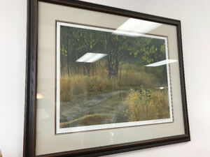 Robert Bateman Print Signed Numbered