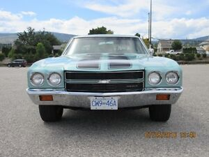 1970 Chevelle Sport Coup