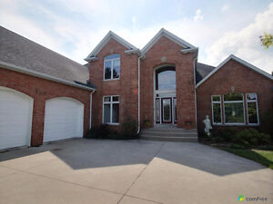 134 MCMURREN, Lakeshore Custom Built 2 Storey {Windsor area}