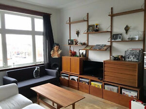 Sublet fully furnished room 5-6 months (jan to june)
